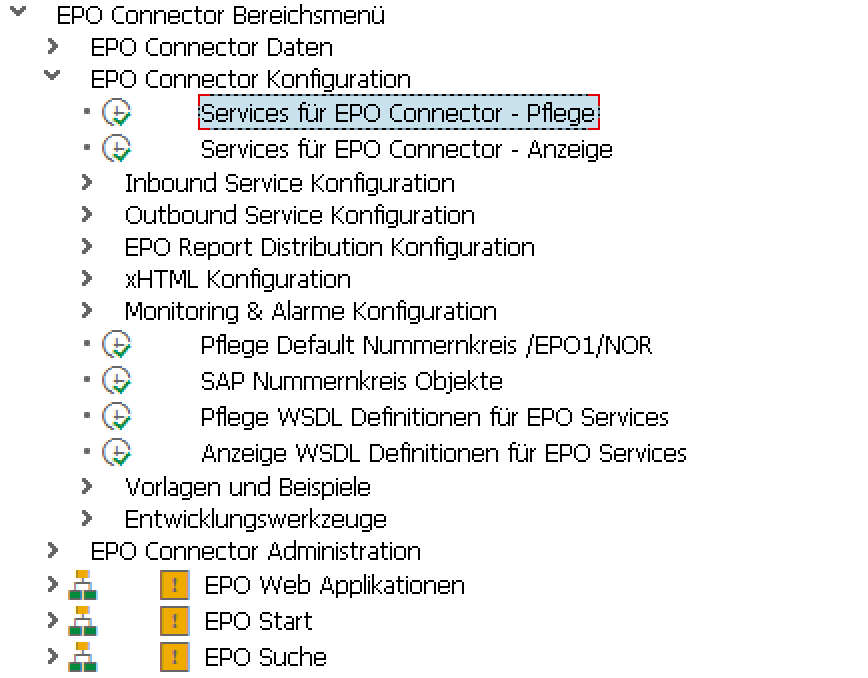 EPO Connector add-on
